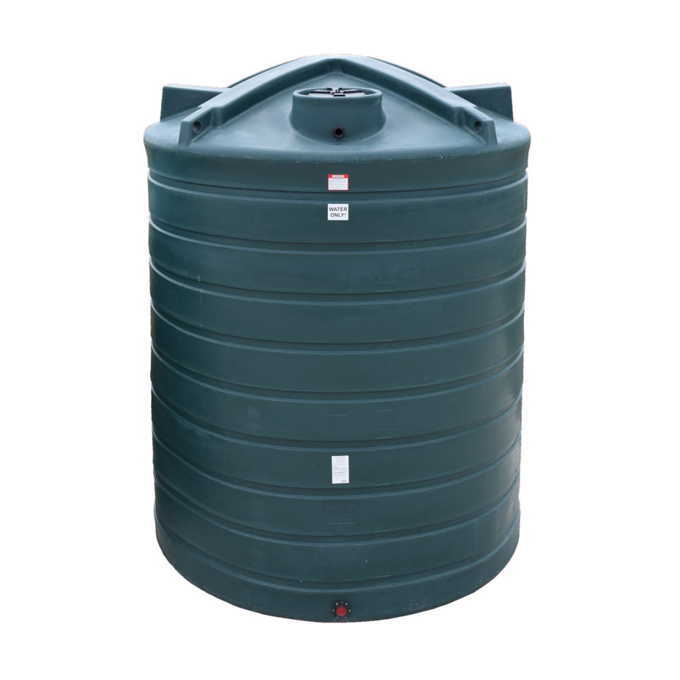 Enduraplas 10,000 Gallon Water Storage Tank