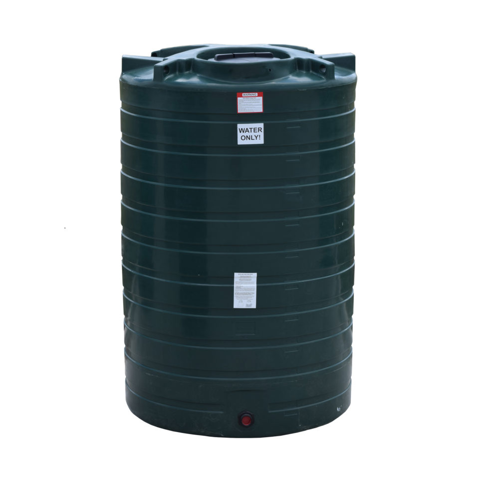 Enduraplas 1,100 Gallon Water Storage Tank