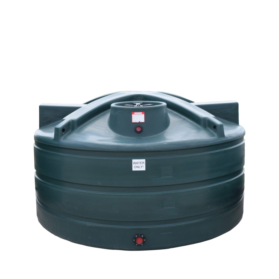 Enduraplas 1,125 Gallon Water Storage Tank
