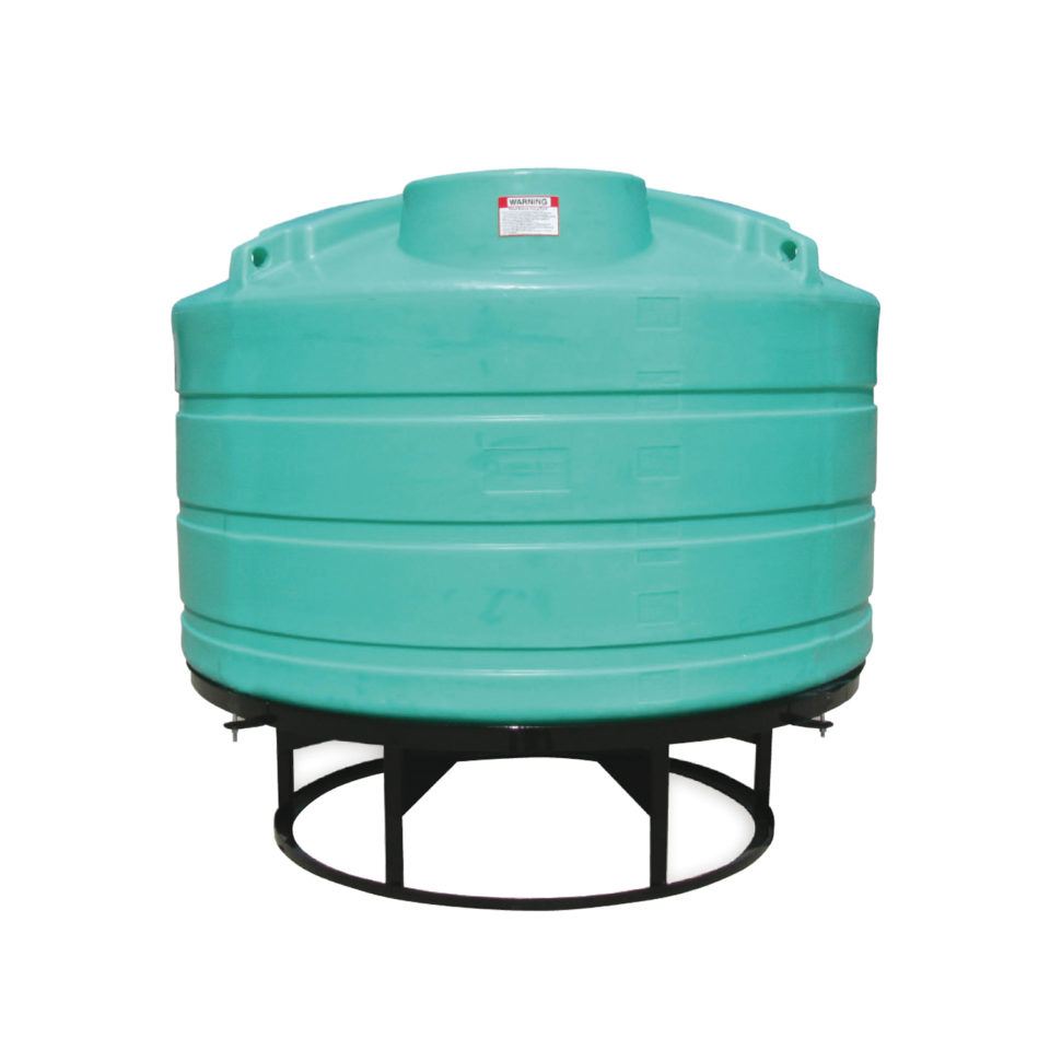 Enduraplas 1,200 Gallon Cone Bottom Storage Tank