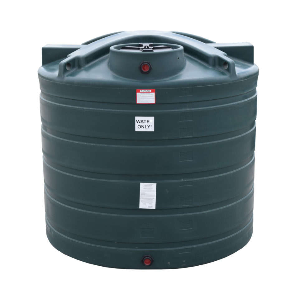 Enduraplas 1,550 Gallon Water Storage Tank