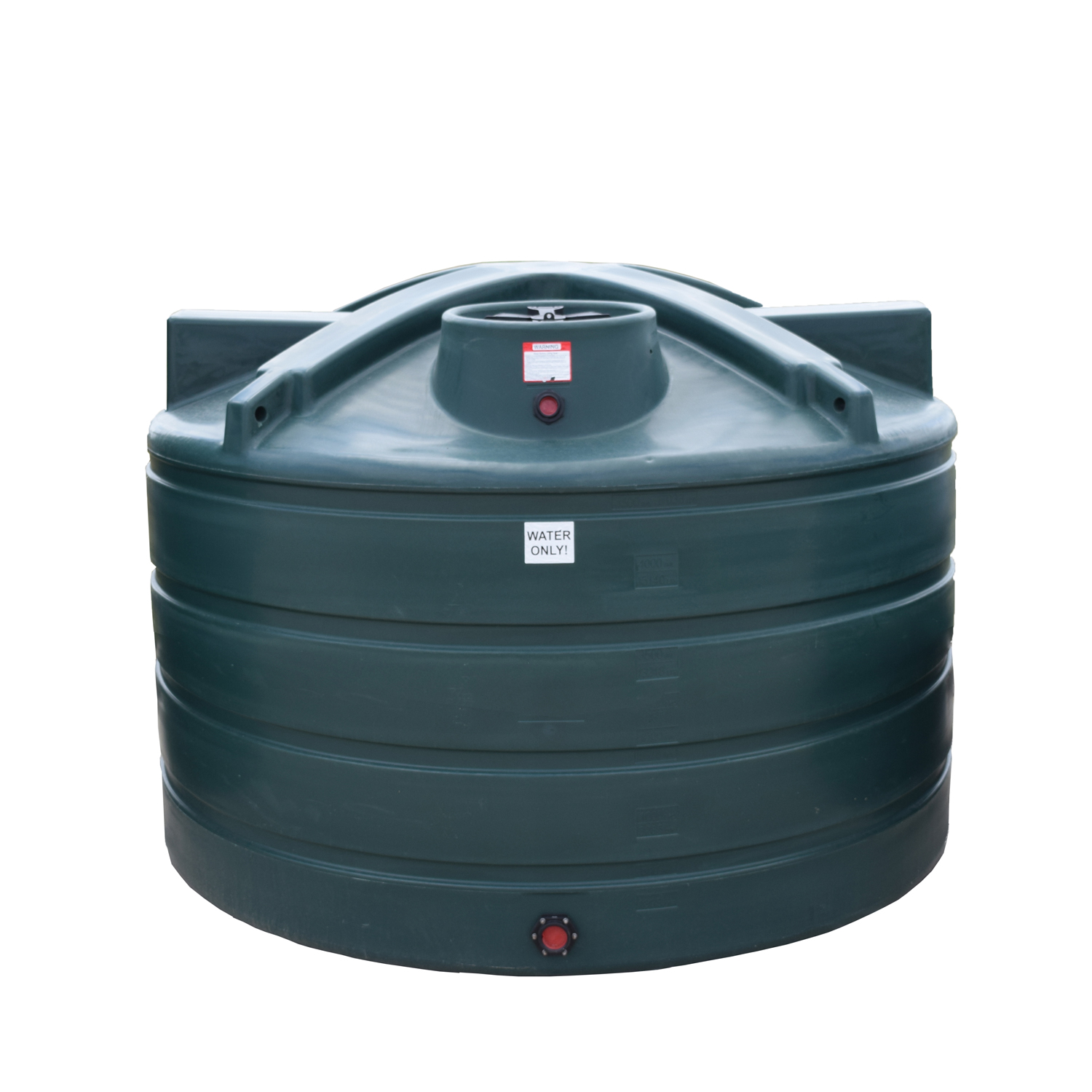 Enduraplas 1,650 Gallon Water Storage Tank