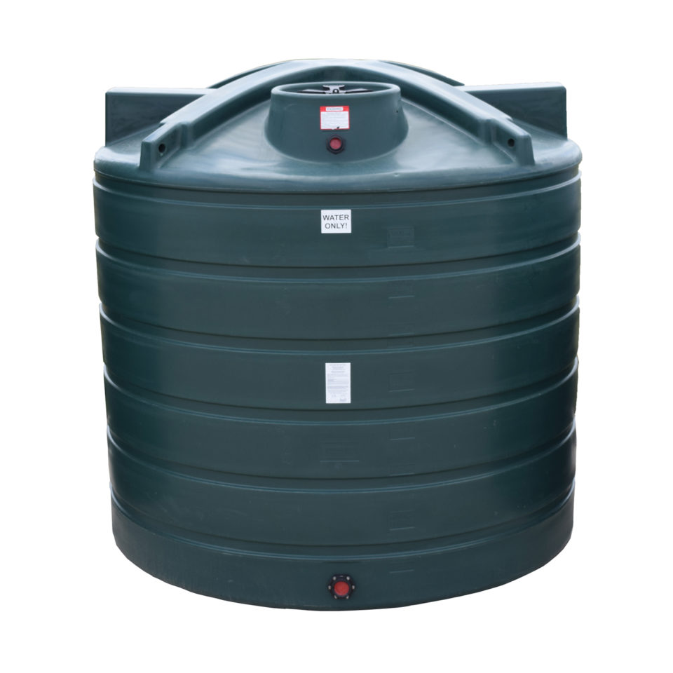 Enduraplas 2,000 Gallon Water Storage Tank