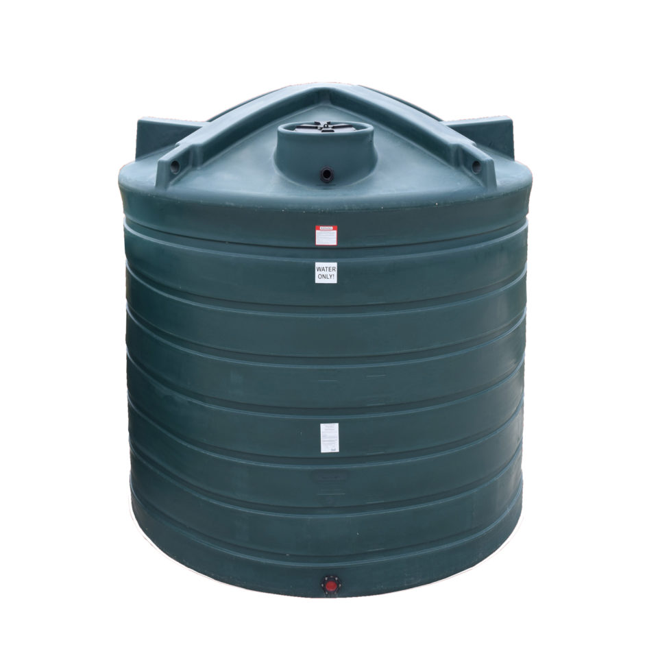 Enduraplas 2,500 Gallon Water Storage Tank