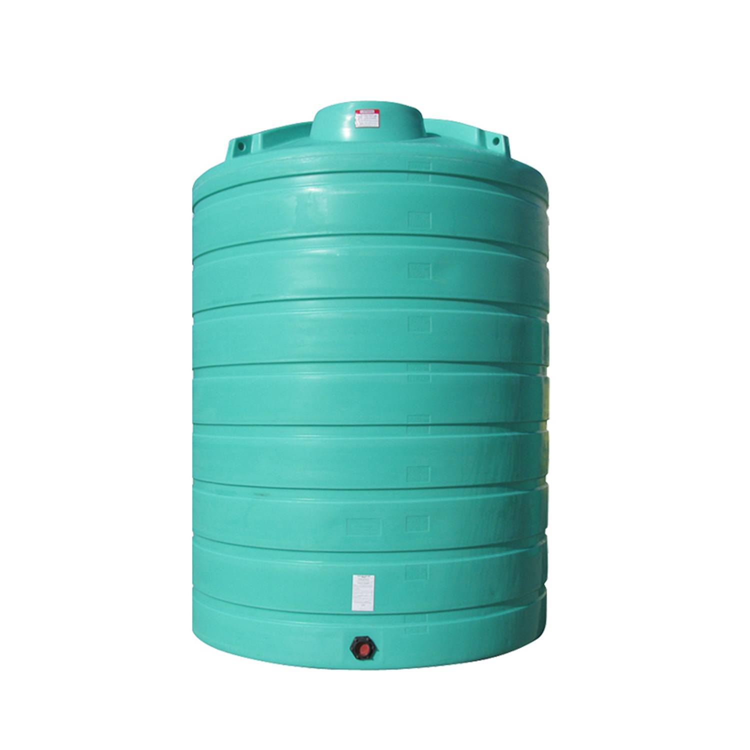 Enduraplas 5,000 Gallon Flat Bottom Storage Tank