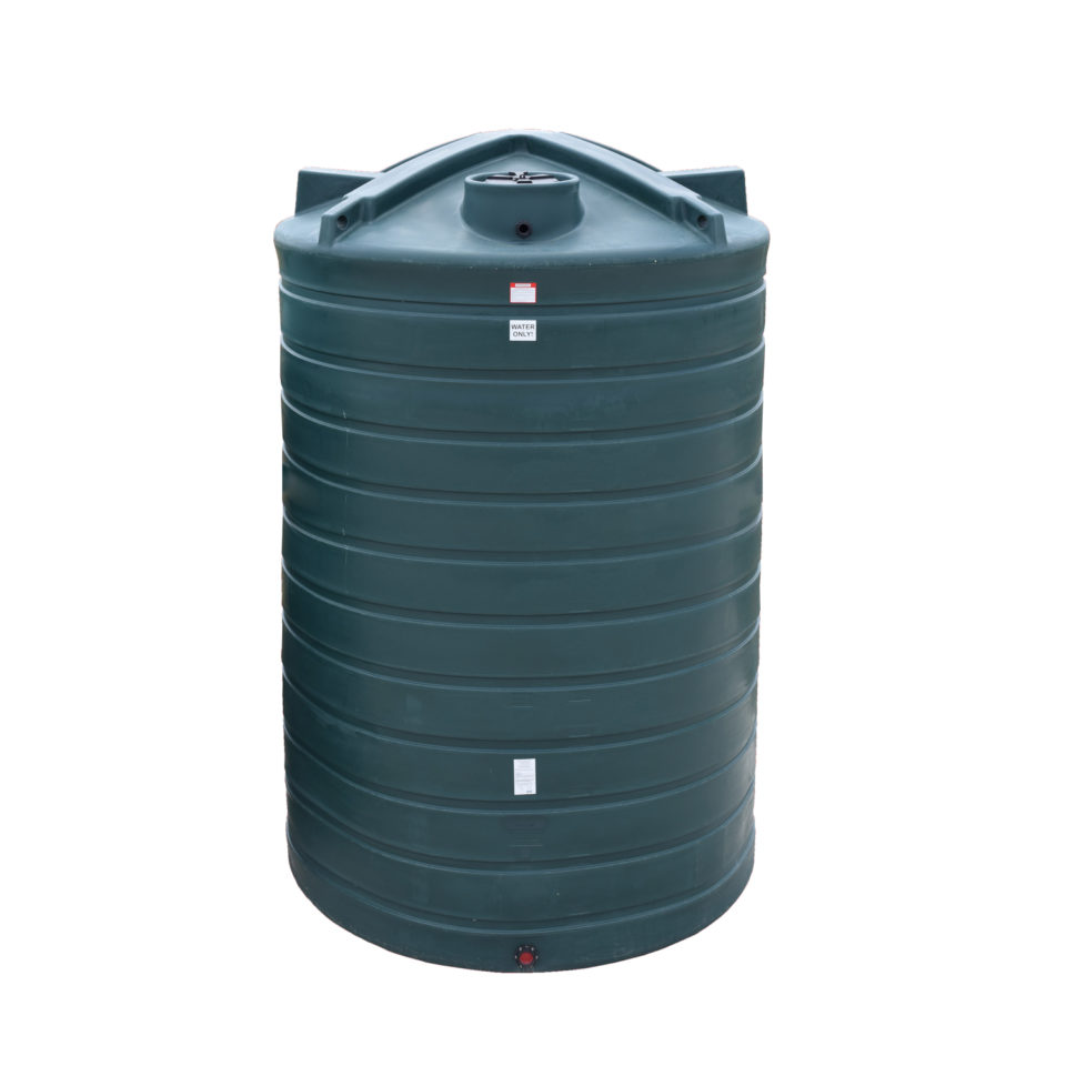 Enduraplas 6,250 Gallon Water Storage Tank