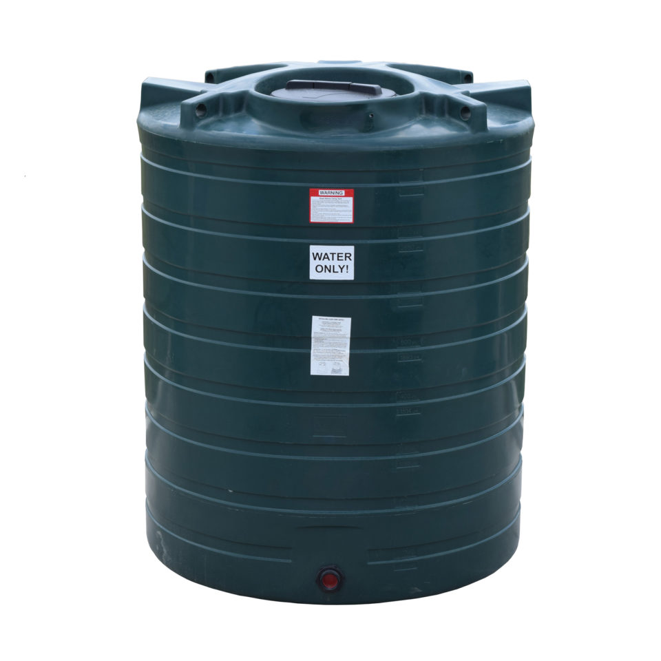 Enduraplas 870 Gallon Water Storage Tank